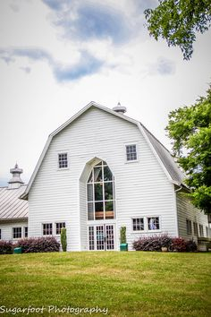 The Dairy Barn, Fort Mill SC -- We had our wedding reception here! :)