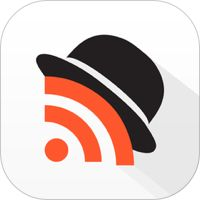 Mr. Reader: RSS feed reader. I've tried gobs of feed readers, and while this is not as pretty as Feedly or Flipboard, I always come back to Mr. Reader. It is highly functional, and if you have dozens or hundreds of feeds, it helps you get through them quickly.