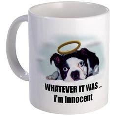 Mug on CafePress.com