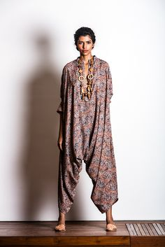 Kondor Jumpsuit by Bungalow 8 - for orders & inquiries: contact@bungaloweight.com