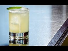 RODRIGUEZ SOUR! tequila, Green Chartreuse, pineapple juice, lime juice and a homemade jalapeño simple syrup.
