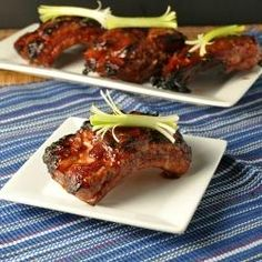 Chinese Barbecued Spareribs