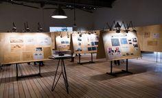 The projects on display range from works by Konstantin Melnikov, Alexey Shchusev and Vyacheslav Oltarzhevsky to Kuzma Petrov-Vodkin and Vera Mukhina