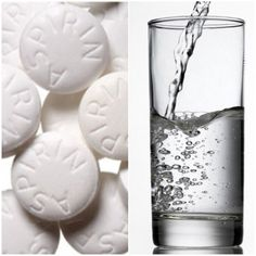 Aspirin acne mask - the absolute BEST DIY mask to get rid of blackheads and redness! Click image for directions.