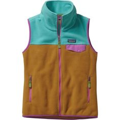 Patagonia Snap-T Vest ($99) ❤ liked on Polyvore featuring patagonia