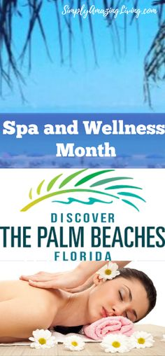 The Palm Beaches of South Florida hosts a Spa & Wellness Month each September. Organized by Discover The Palm Beaches, the official tourism marketing corporation for Palm Beach County, the October-long promotion highlights the array of wellness-focused offerings available throughout America's First Resort Destination. #discoverthepalmbeaches #thepalmbeaches #spandwellness #spaandwellnessmonth #florida #floridatravel #floridatourism #floridaspas #sispa #marriottsingerisland