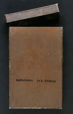 King Tawhiao's fern collection   Collections Online - Museum of New Zealand Te Papa Tongarewa University Of Western Ontario, Ferns, New Zealand, Medicine, Healing, Museum, Collections, Cards Against Humanity, King