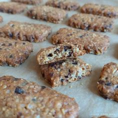 Biscotti Friabili, Fabulous Foods, Graham, Biscuits, Recipies, Food And Drink, Cookies, Desserts, Pastries