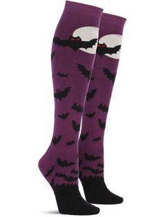 Batnado Knee High Socks