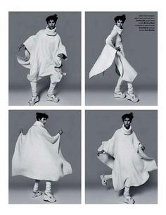Alana Bunte por Jack Waterlot para Vogue Ucrânia Novembro 2014 [Editorial]