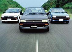 Toyota Starlet P70 '1984–89