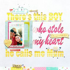 Today I am sharing a #scrapbooklayout for @scraptheboys! This month you have to include a photo of yourself with your boy/s!! I have used the amazing Fancy Free collection by @paigetaylorevans @pinkpaislee. Cut file was created by me! #fancyfree #scraptheboys #papercrafting #papercrafter #papercrafts #papercraft #scrapbooklayout #scrapping #scrapbooking #scrapbooker #scrapbook #boys  #silhouettecameo #cutfiles