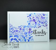 Sazzle Dazzle Crafts: Happy Little Stampers August - part 2