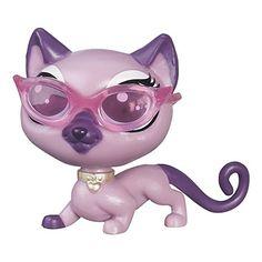 Littlest Pet Shop Single Pet Silky Rowler Littlest Pet Shop