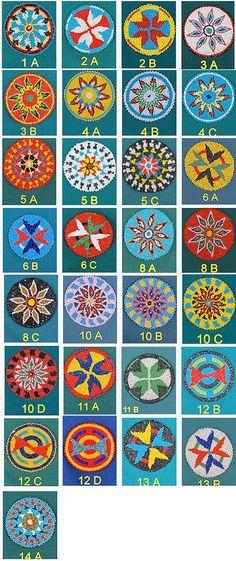native beadwork   alaska native beading patterns   Native American Beadwork
