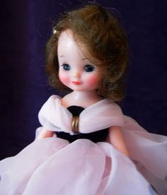 """I had the 8"""" Betsy McCall Doll and this dress."""