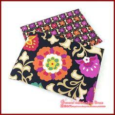Direct selling 2Pieces 150x50cm Assorted Sun flower series Cute cotton patchwork fabric  sewing Tilda Cloth