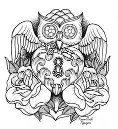 Locket Owl