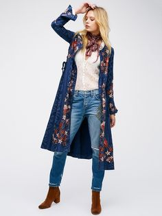 Fleur Du Jour Jacket from Free People!
