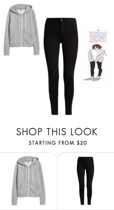 """Untitled #7"" by adivazy on Polyvore featuring H&M"
