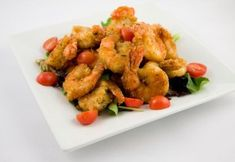 Another pinner said: this fried shrimp was amazing
