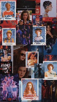 Finn Stranger Things, Stranger Things Aesthetic, Stranger Things Season, Tumblr Wallpaper, Screen Wallpaper, Wallpaper S, Aesthetic Iphone Wallpaper, Aesthetic Wallpapers, Les Aliens