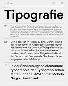 Neutrif Pro Font - Mindsparkle Mag