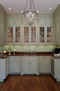 Now THIS is my kind of pantry!