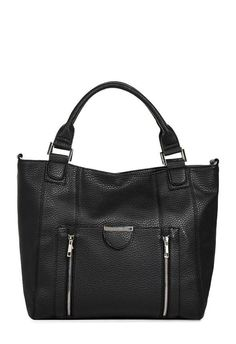 Walk in style this summer with Allen, a classic tote that will update any look. l JustFab