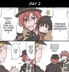 Read Bungou Stray Dogs part 2 (soukoku) from the story anime~ by -_CallmeMayu_- (Mèo~) with 531 reads. Dazai the em bé: Noragami, Dazai Bungou Stray Dogs, Stray Dogs Anime, Otaku, One Punch Man, Sailor Moon, Dog Comics, Tokyo Ghoul, Shounen Ai