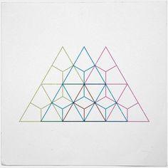 Geometry Daily   Tilman Zitzmann graphics http://patternbank.com/geometry-daily-tilman-zitzmann