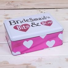 BSTIN93 - Bridesmaid's Bits & Bobs Tin