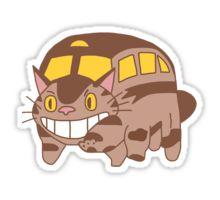 Cat Bus - Totoro Sticker $2.70