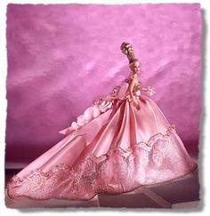 1996-Barbie Pink Splendor
