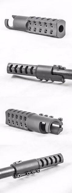 Mosin Nagant 9130 Clamp-On Rifle Muzzle Brake @aegisgears
