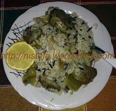 agkinaroryzo Grains, Rice, Meat, Chicken, Food, Essen, Meals, Seeds, Yemek