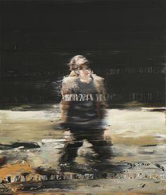 Andy Denzler, Lights Spear the Water on ArtStack #andy-denzler #art