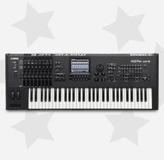 """""""This keyboard is awesome. It plays excellent, the sounds are over the top. Extremely pleased. This XF6 is a Mercedes-Benz among Chevys in the keyboard category."""""""