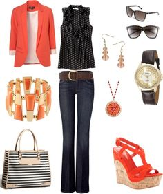 """""""Work Outfit"""" by annekesguidetostyle on Polyvore"""
