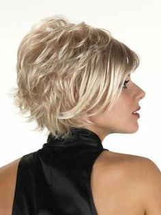 Blonde Layered Hairstyles for round faces-2