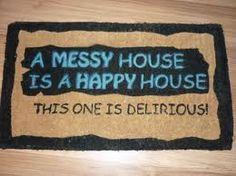 I need this doormat