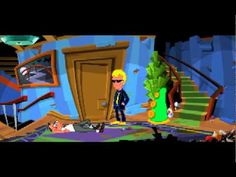 Night of the Meteor (Trailer): a Maniac Mansion remake that looks sweet