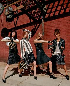 """Vanessa Friedman, """"Jaden Smith for Louis Vuitton: The New Man in a Skirt,"""" The New York Times (6 January 2016). The 17-year-old's appearance in a new ad campaign is writing yet another chapter in gender fluidity."""