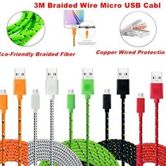 Order Now Braided Fabric Mi... Click here http://shopfromphone.myshopify.com/products/braided-fabric-micro-usb-data-sync-charger-cable-3m-10ft?utm_campaign=social_autopilot&utm_source=pin&utm_medium=pin Place your order now, while everything is still in front of you.
