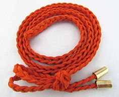 Balance Braided Belt