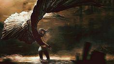Fantasy Angel  Wallpaper