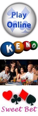 Play Free Keno Games @ SweetBet.com