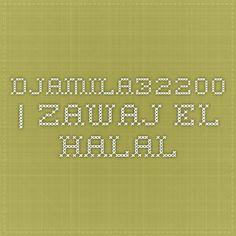 djamila32200 | Zawaj El Halal