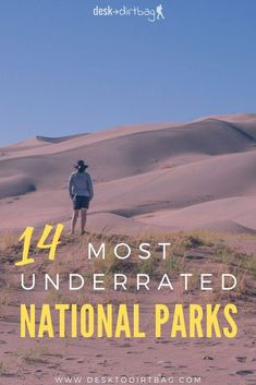 Everybody knows the big ones like Yosemite, Yellowstone and Grand Canyon, but how about the more underrated national parks that see less visitors? Cool Places To Visit, Places To Travel, Travel Destinations, Canada Travel, Travel Usa, National Parks Usa, Road Trip Usa, United States Travel, Family Travel