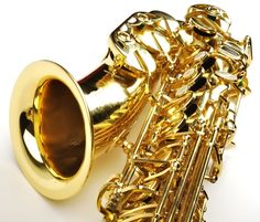 ... I then taught myself how to play alto sax...